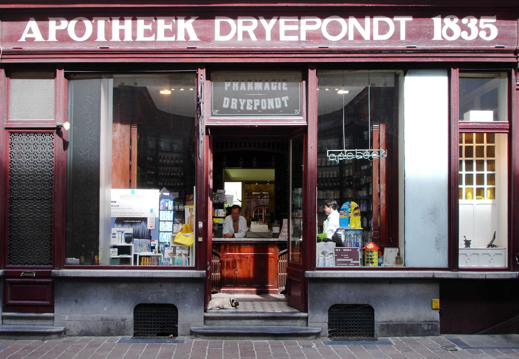 Pharmacy, Netherlands