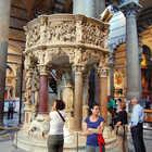 Duomo Pulpit, Piazza dei Miracoli, Pisa, Italy