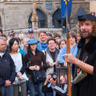 Night Watchman Tour, Rothenburg ob der Tauber, Germany