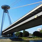 New Bridge, Bratislava, Slovakia