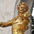 Strauss Statue, Vienna, Austria