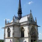 Leonardo Chapel, Chateau de Amboise, Loire, France