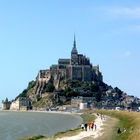 Mont St. Michel, Normandy, France