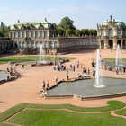 Zwinger Park, Dresden, Germany