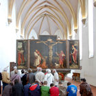 Isenheim Altarpiece, Unterlinden Museum, Colmar, Alsace, France