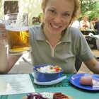 Czech Lunch, Prague, Czech Republic