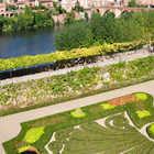 Palais de la Berbie Gardens, Albi, Languedoc, France