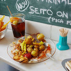 Vermouth and tapas in Barcelona