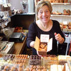 Chocolatier in Bruges, Belgium
