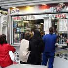 Hot Dog Stand, Vienna, Austria