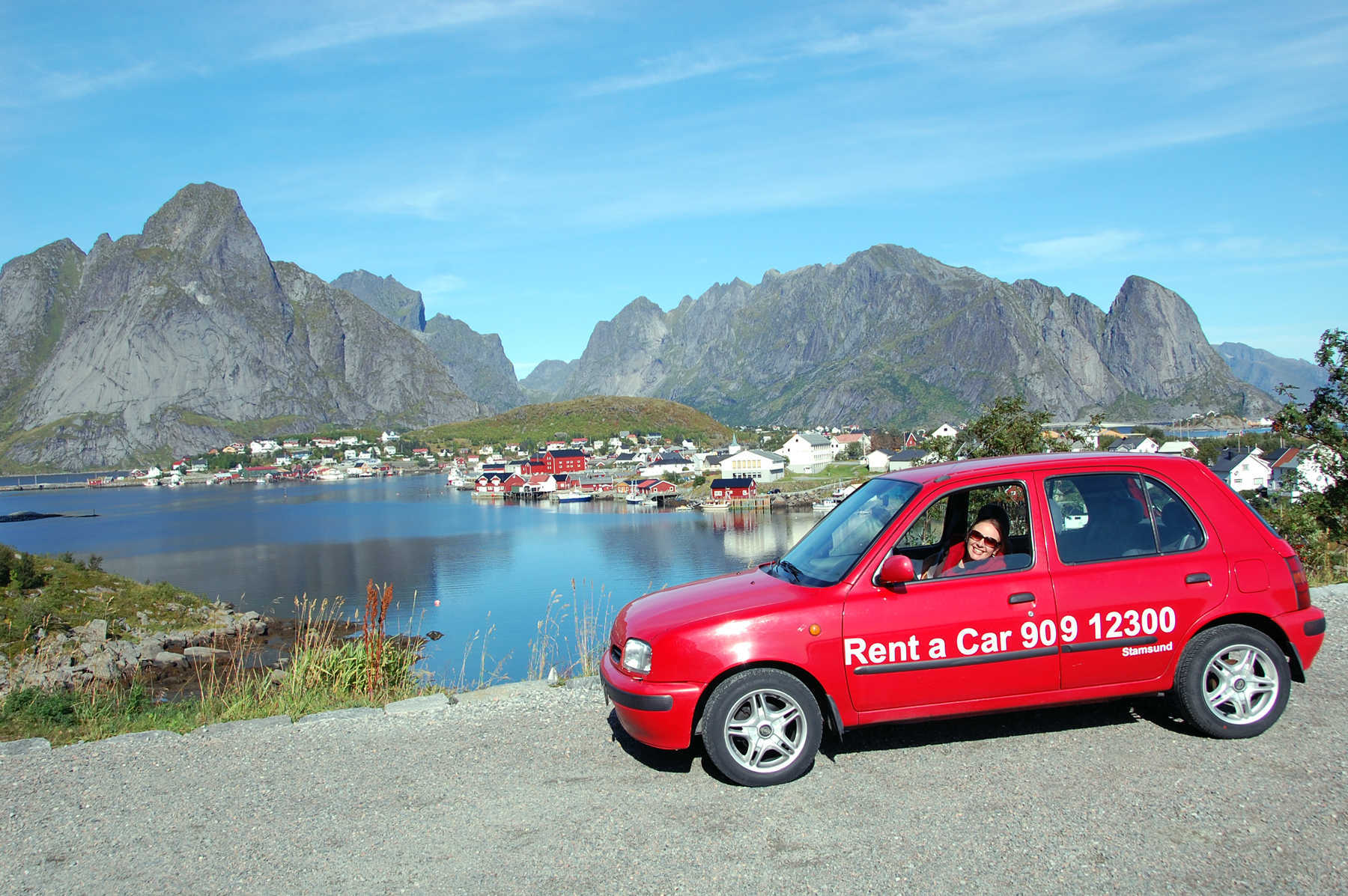 Rental Car, Norway