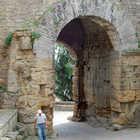 Entry Arch, Volterra, Tuscany, Italy