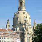 Frauenkirche Exterior, Dresden, Germany