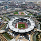 Olympic Stadium View, London, England