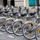 Rental Bikes, Paris, France