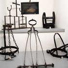 Museum of Torture Display, Rothenburg ob der Tauber, Germany