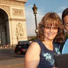Arc du Triomphe, Paris, France