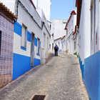 Salema street scene