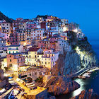 Manarola at night