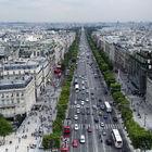 Champs-Elysees, Paris, France