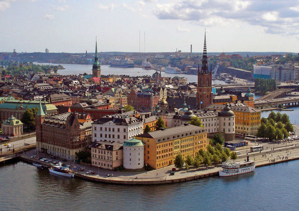 City View, Stockholm, Sweden
