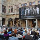 Outdoor Opera Screen, Vienna, Austria