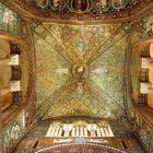 Ceiling Mosaic, San Vitale Church, Ravenna, Italy