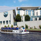 Chancellery, Spree River Boat Tour, Berlin, Germany