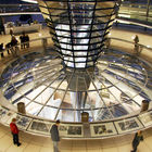 Dome Interior Displays, Reichstag, Berlin, Germany