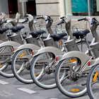 Rental Bikes, Paris, France