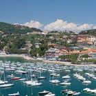 Harbor view, La Spezia, Liguria, Italy