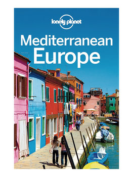 Lonely Planet Mediterranean Europe