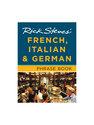 3-in-1 French, Italian, German Phrase Book