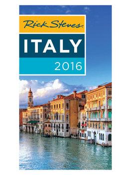Italy 2016 Guidebook