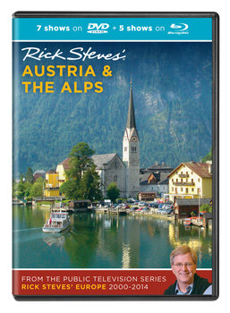Austria & The Alps Blu-ray + DVD Set