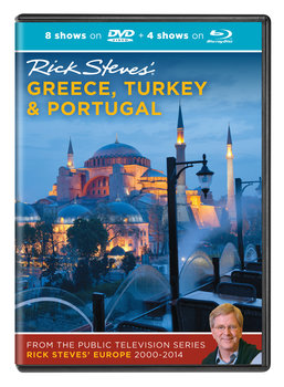 Greece, Turkey & Portugal Blu-ray + DVD Set