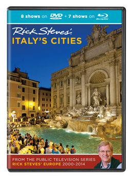 Italy's Cities Blu-ray + DVD Set